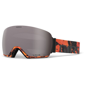 Giro Article Goggles Men lava/vivid onyx/vivid infrared